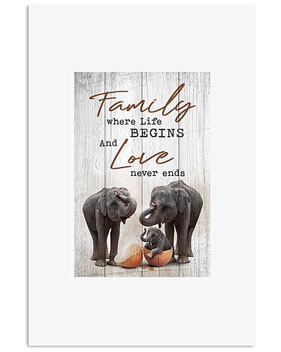Elephant - Family Where Life Begins