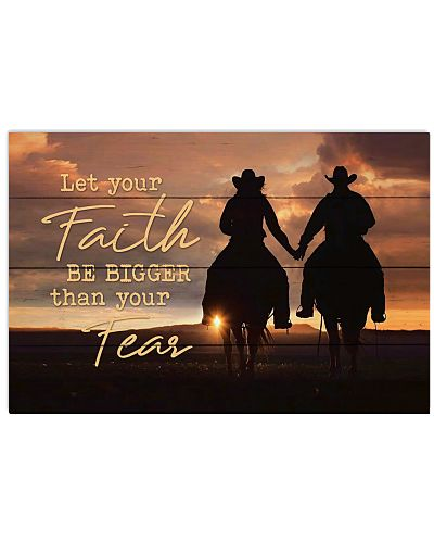 Country -Let Your Faith Be Bigger Than You Fear