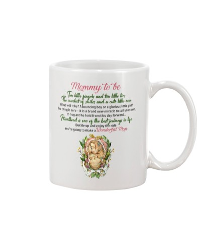 Pregnant - Mom To Be - Mug