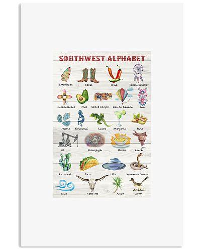 Southwest Alphabet
