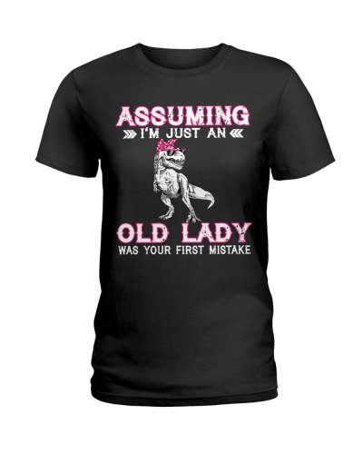 Dinosaur - Assuming I'm Just An Old Lady - Shirt