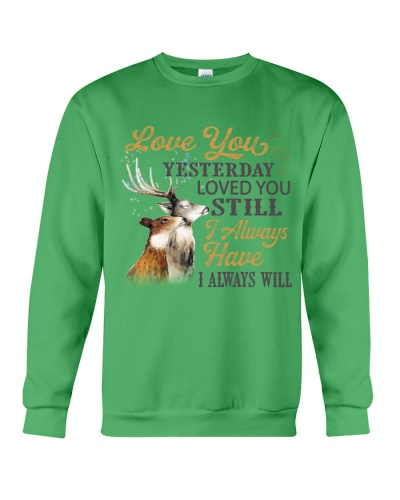 Deer Hunting - Loved You Yesterday Love You Still