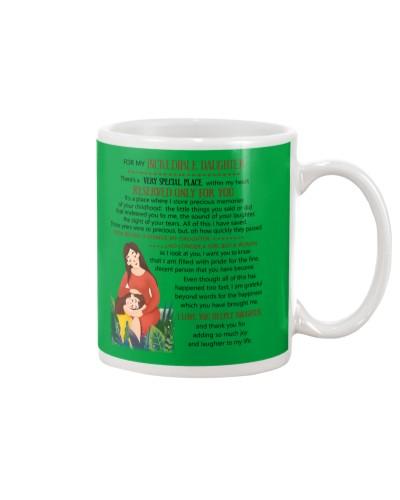 Daughter Mom - I Love You Deeply - Mug