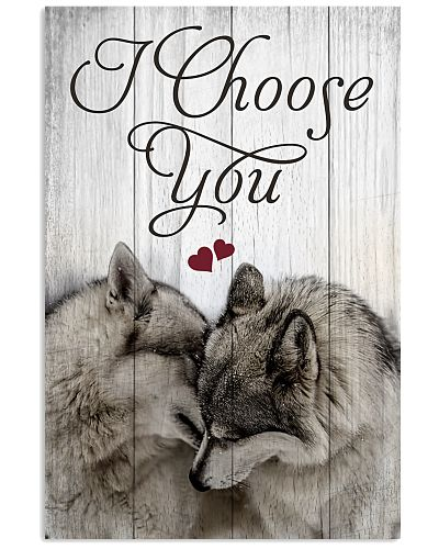 Wolf - I Choose You Quote Only