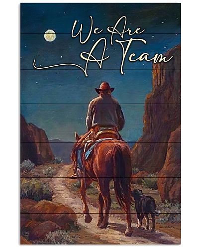 Horse - We Are A Team