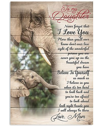 Elephant - Don't Ever Lose Sight - Poster
