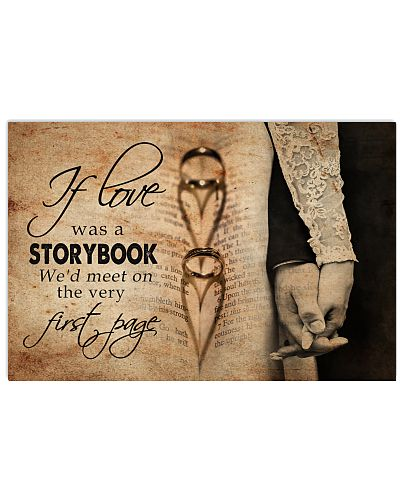 Couple  - If Love Was A Storybook