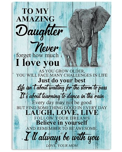 Never Forget How Much I Love You - Daughter