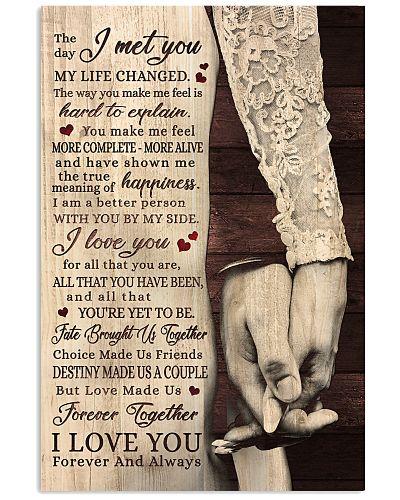 Couple - Wedding Song The Day I Met You