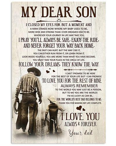 Farmer - I Closed My Eyes - Dad And Son