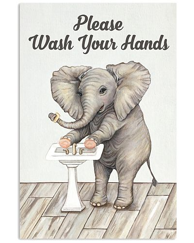 Please Wash Your Hand