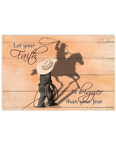 Country - Let Your Faith Be Bigger