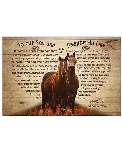 Horse - For My Son Will Gain A Loving Wife