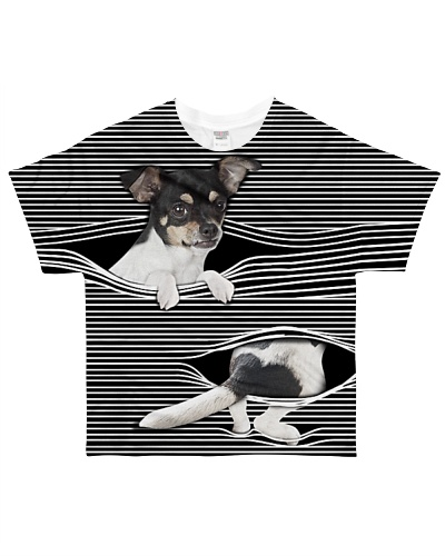 Dog - Chihuahua Terrier Mix Stripe - Shirt