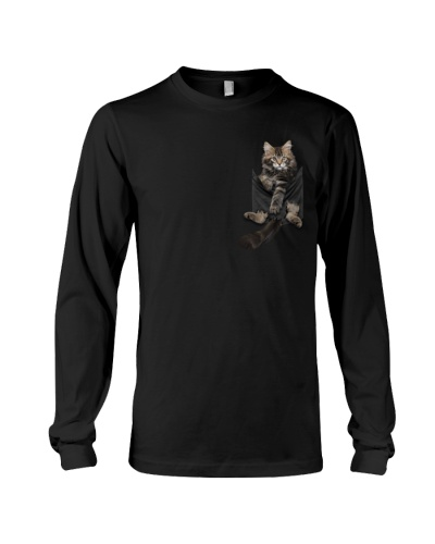 Cat - Maine Coon Pocket
