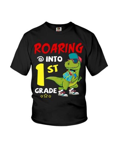 Dinosaur - Back To School - Shirt