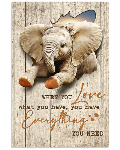 Elephant - When You Love What You Have V2