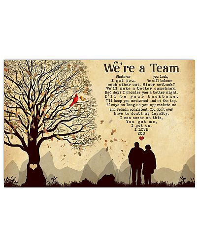 Oldie - We're A Team