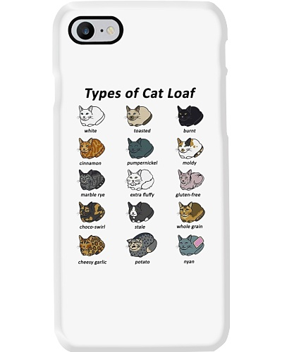 Types Of Cat Loaf