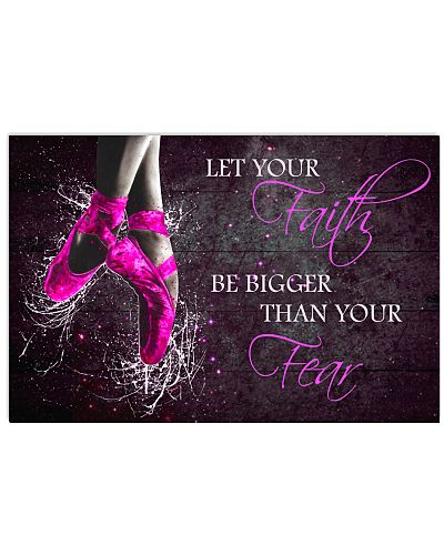 Ballet - Let Your Faith Be Bigger V2