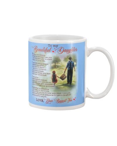 Daughter Dad - When I See You - Mug