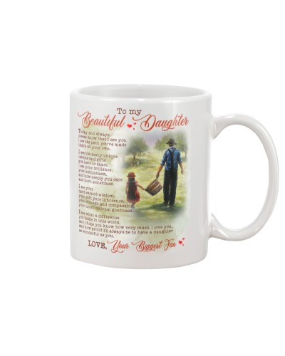 Daughter Dad - When I See You - Mug