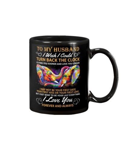 Elephant - If I could - Mug
