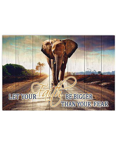 Elephant - Let Your Faith Bigger Than Your Fear