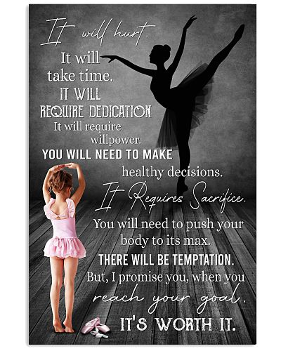 Ballet - When You Reach Your Goal It's Worth It