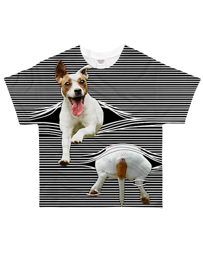 Dog - Jack Russel Terrier - Shirt