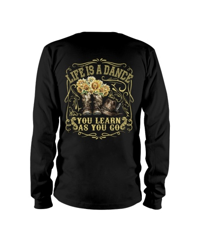 Life is a Dance You Learn As You Go v2