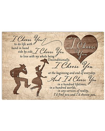 Country - Line Dance I Choose You