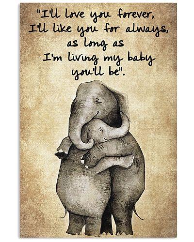 Elephant - I Love You Forever