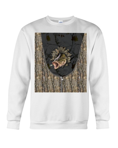 Fishing - 3D Largemouth With Camo Sunflower
