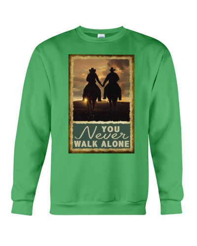 Country - You Never Walk Alone Retro Style