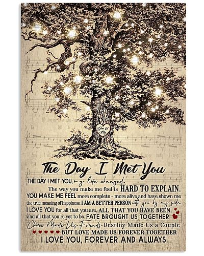 The Tree The Day I Met You