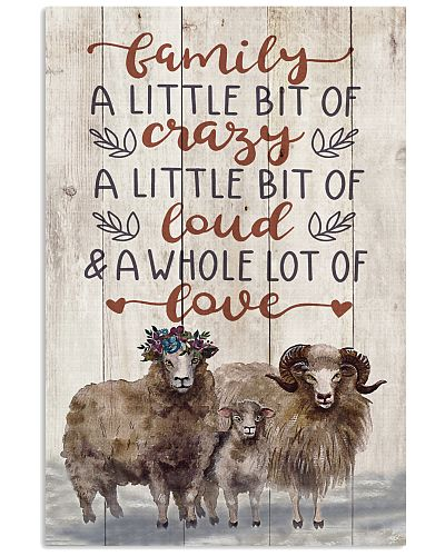 Farm - Sheep - Family