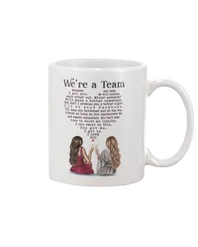 Best Friend - We're A Team