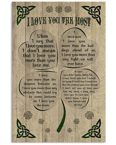 Irish - I Love You The Most