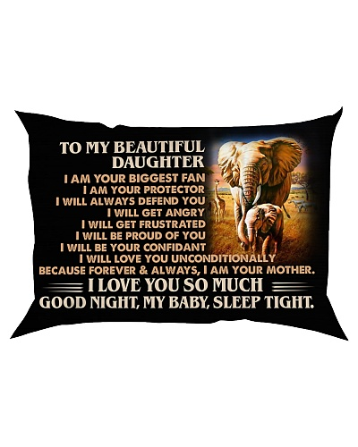 Elephant - Your Biggest Fan - Pillow