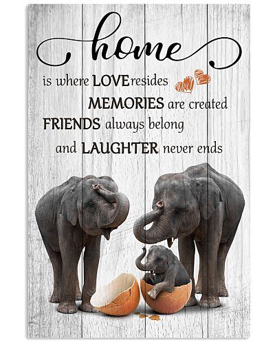 Elephant - Home Is Where Love Resides