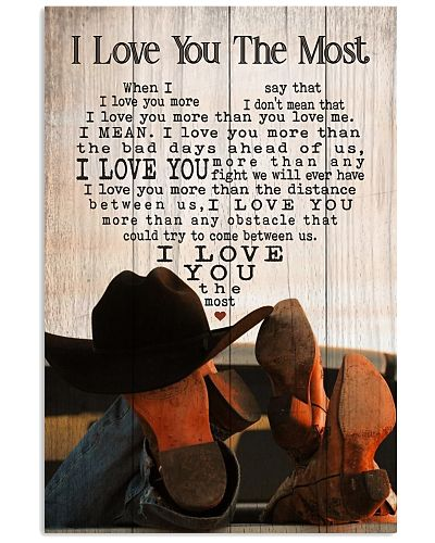 Country - I Love You The Most