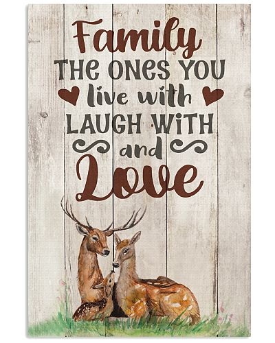 Deer Family - The Ones You Love