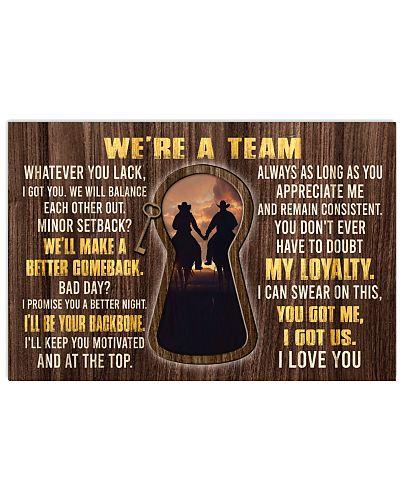Country - We're A Team V3