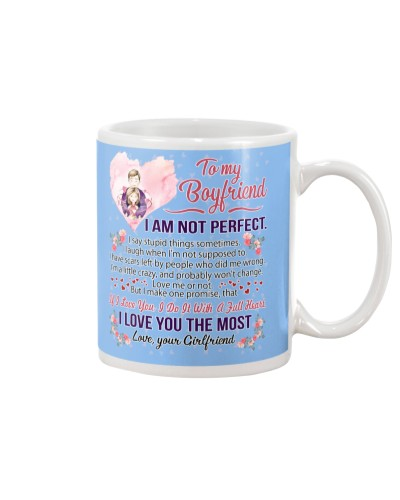 I Am Not Perfect - To My Boyfriend - All Is Love