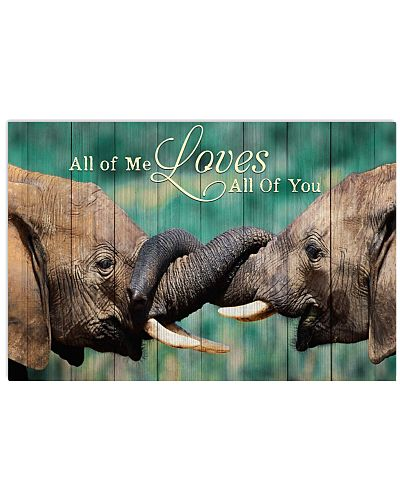 Elephant - All Of Me Loves All Of You