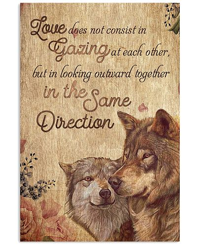 Wolf - Looking Outward Together