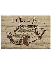 Fishing - I Choose You In A Hundred Lifetimes V2 17x11 Poster front