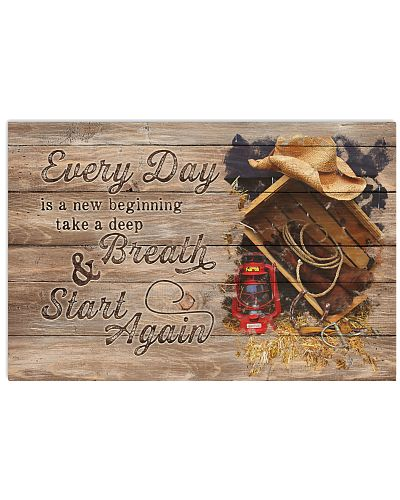 Country - Every Day Is A New Beginning