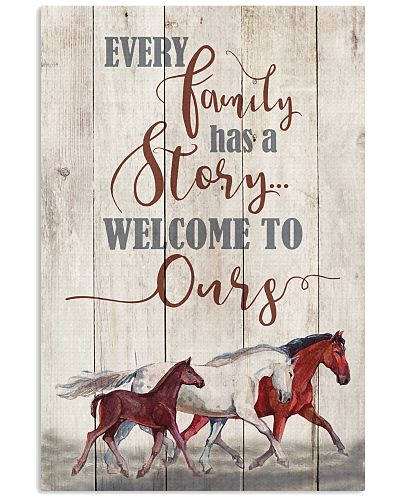Horse Family - Welcome To Our Story